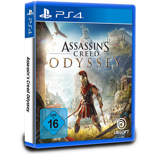 Assassin's Creed Odyssey - [PlayStation 4]