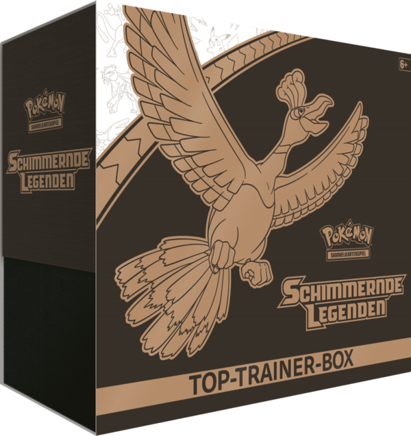 Pokemon Schimmernde Legenden - Elite Top Trainer Box (deutsch)