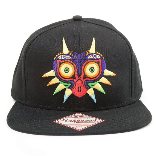 The Legend of Zelda Snapback Majora's Mask