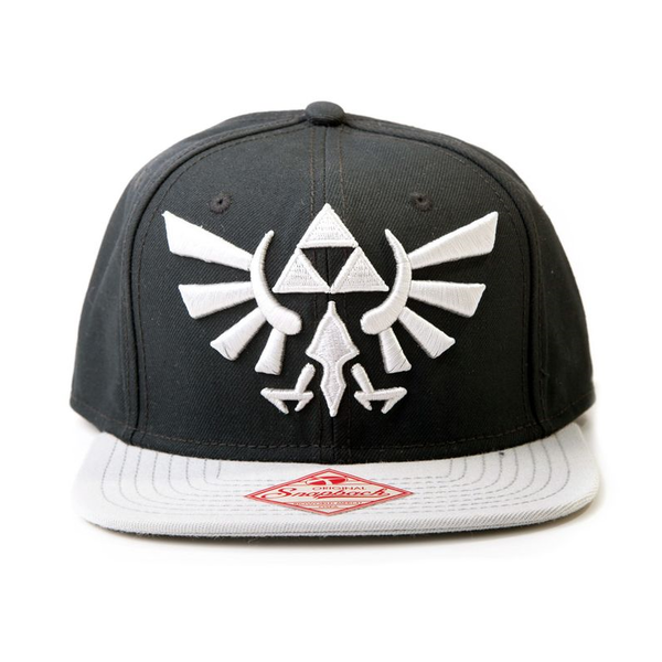 The Legend of Zelda Snapback Triforce Logo