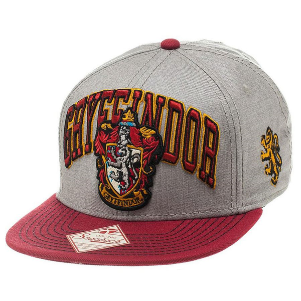 Harry Potter Snapback Gryffindor