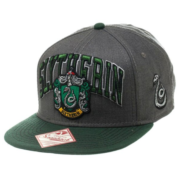 Harry Potter Snapback Slytherin