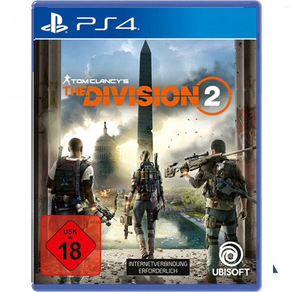 Tom Clancy's The Division 2 - [PlayStation 4]