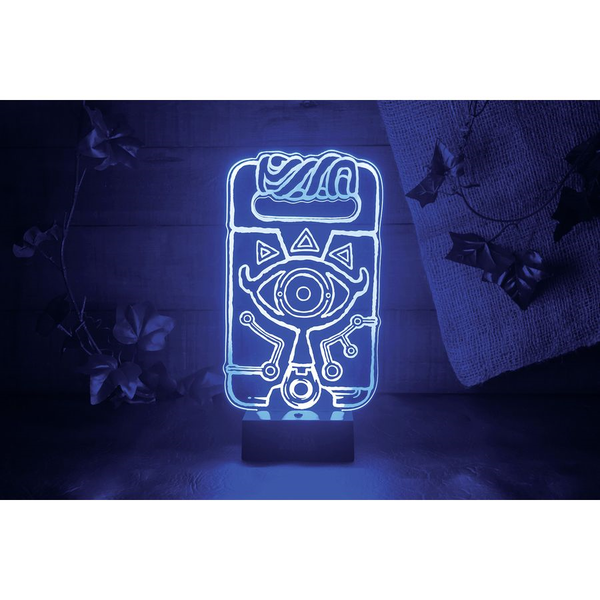 The Legend of Zelda Slate Light Sheikah