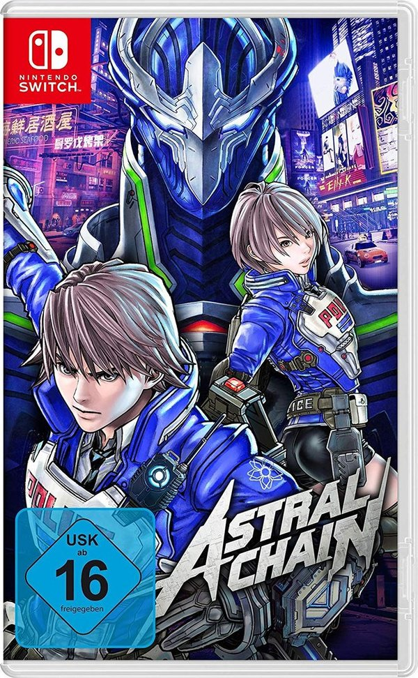 ASTRAL CHAIN™ - Nintendo Switch