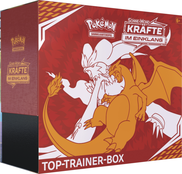 Pokemon Kräfte im Einklang - Top Trainer Box (Deutsch)