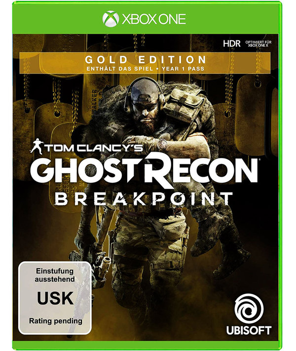 Tom Clancy's Ghost Recon Breakpoint Gold Edition [XBOX ONE] VORVERKAUF