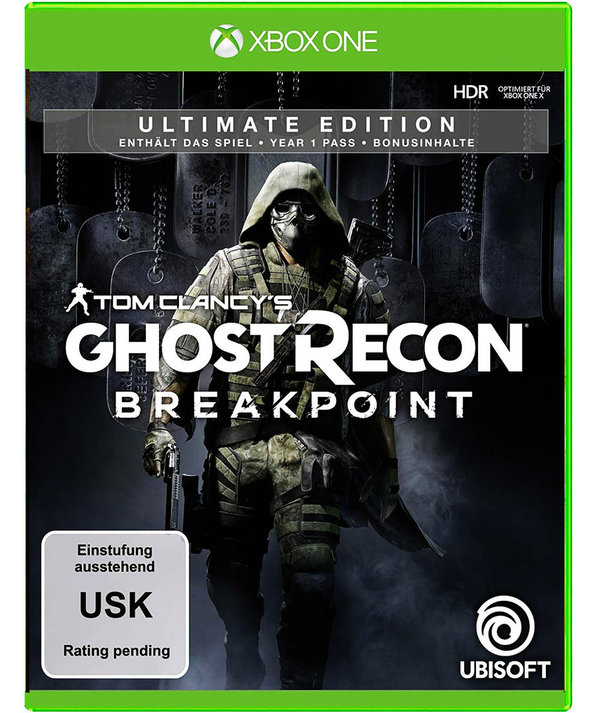 Tom Clancy's Ghost Recon Breakpoint Ultimate Edition [XBOX ONE] VORVERKAUF