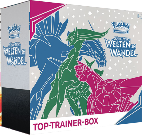 Pokemon Welten im Wandel Top Trainer Box (deutsch)